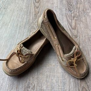 Sperry Topsider Sequin Boat Shoe